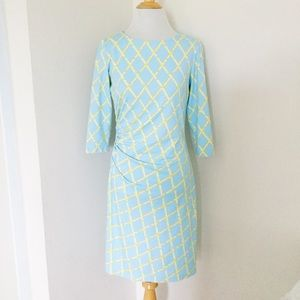 J. McLaughlin Sage Dress in Bamboo